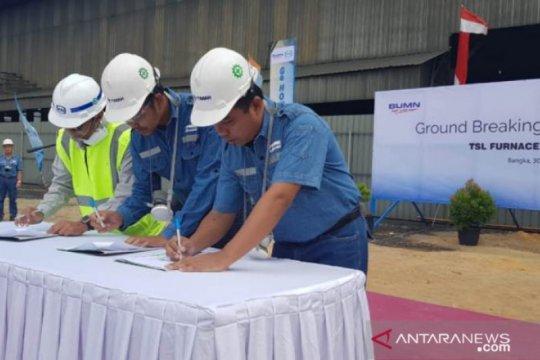 PT Timah bangun smelter baru berkapasitas 40.000 ton
