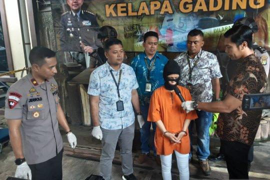 Polsek Kelapa Gading ungkap kasus pembunuhan