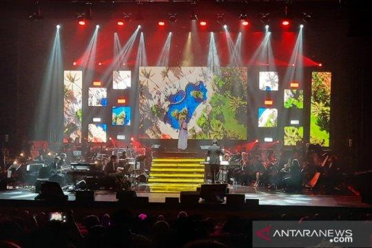 "Andien buka konser ""tribute"" Ivo Nilakreshna"