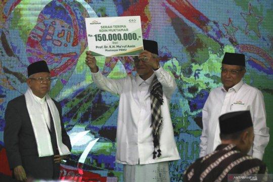 Wapres Ma'ruf Amin hadiri peringatan Harlah NU