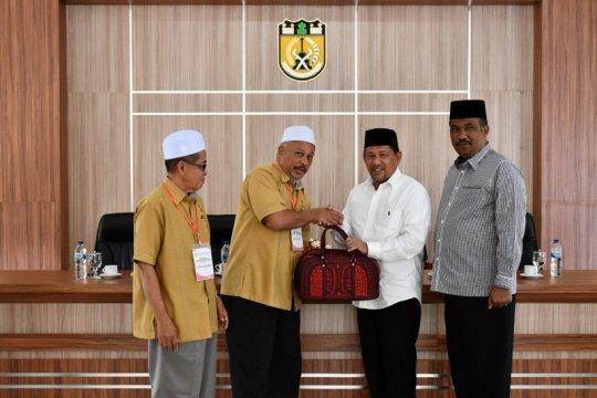 Aceh pernah belajar syariat Islam ke Kelantan-Malaysia, sebut Wawako