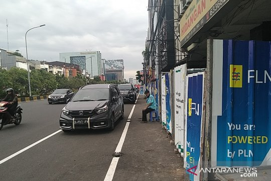 Ada parkir ganjil genap di Gajahmada-Hayam Wuruk Jakarta, yuk cek