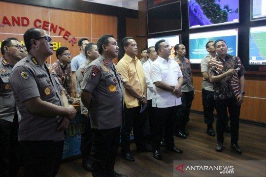 Ditreskrimsus Polda Jambi buat aplikasi cegah korupsi dana desa