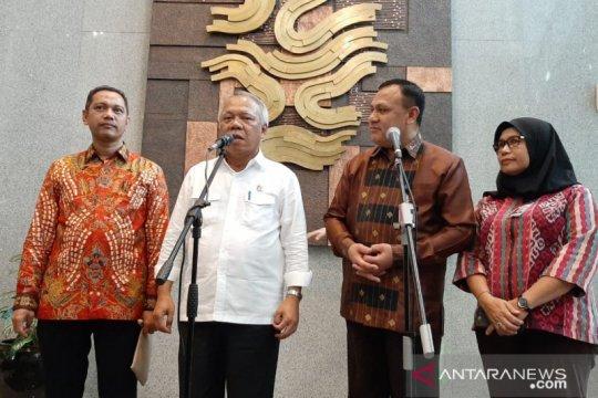Menteri Basuki minta KPK awasi pengadaan barang dan jasa di PUPR