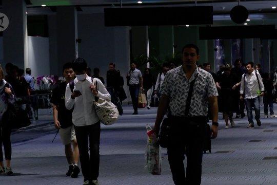 Bandara Soetta terus antisipasi penumpang terdampak Virus Corona