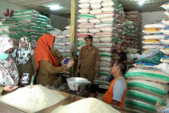 Dinas Ketapang Banten awasi keamanan peredaran beras kemasan