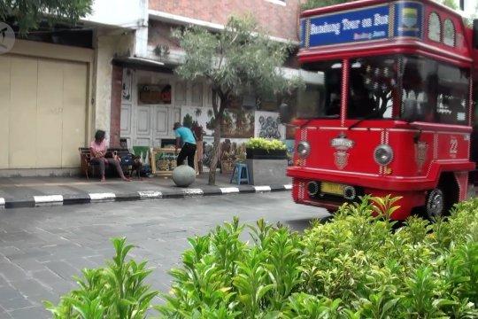 Jalan Braga Bandung akan terbebas dari kendaraan parkir