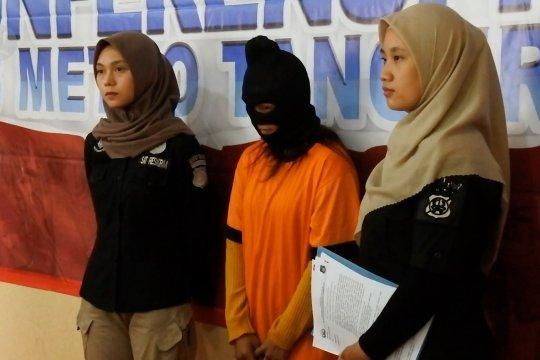 Polisi ungkap bisnis prostitusi online di Tangerang