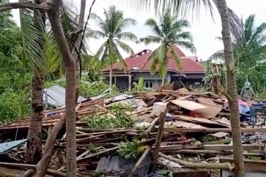 Puting beliung hancurkan rumah di 2 kabupaten di Sultra