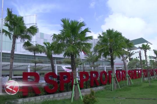 RSPI Sulianti Saroso  siap tangani WNI dari China