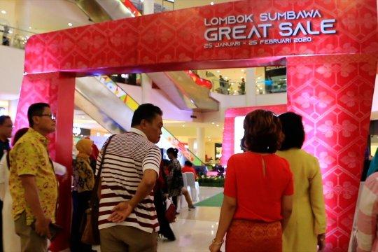 Tarik wisatawan, Pemprov NTB gelar Lombok - Sumbawa Great Sale 2020