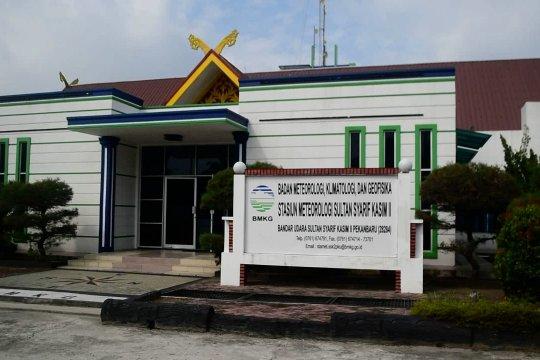 Titik panas di Riau meningkat 3 hari terakhir