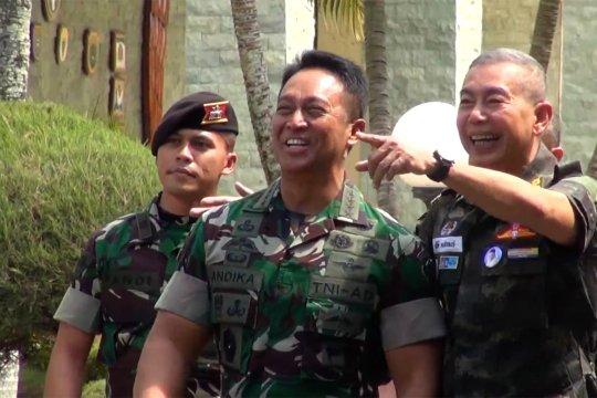 TNI dan militer Thailand pererat kerjasama pendidikan militer