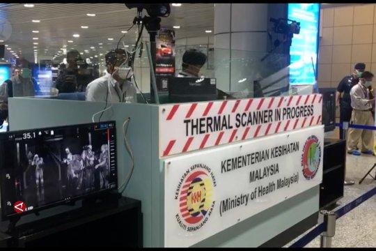 Pengawasan di Bandara KLIA cegah virus corona