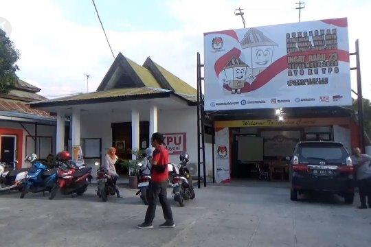 KPU Palu segera data warga yang pindah ke Huntap