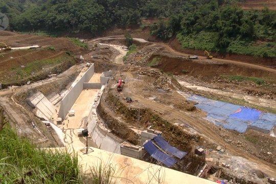 Bendungan Ciawi dan Sukamahi akan reduksi banjir Jakarta 30%