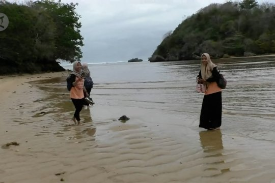 Menyapa eksotika pantai Clungup