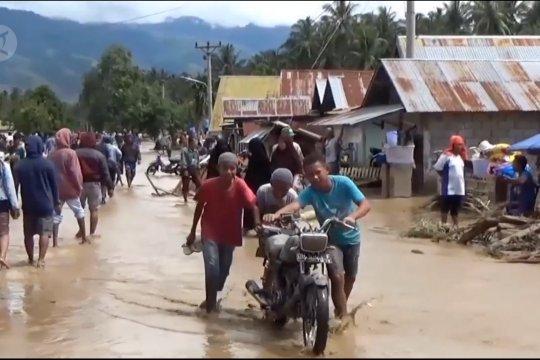 Selama 2019 seluruh daerah di Sulawesi Tengah dilanda bencana