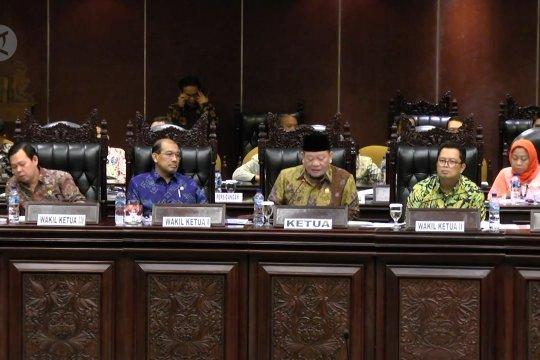 DPD usulkan pencabutan moratorium pemekaran daerah