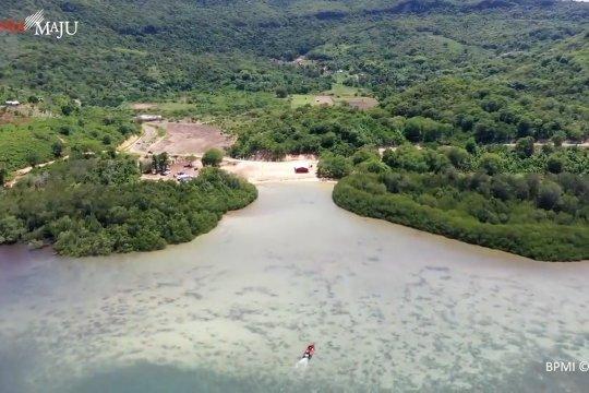 Presiden tinjau pembangunan pelabuhan multipurpose Labuan Bajo