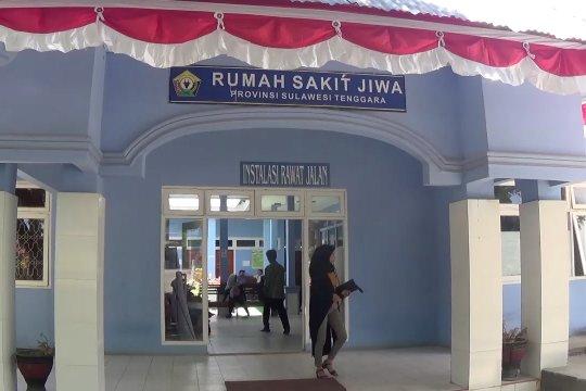 RSJ Sultra siapkan ruang bagi calon kepala daerah gagal