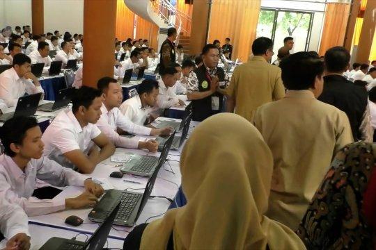 Saat BKN inspeksi Tes CPNS Kota Malang