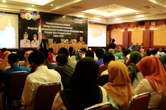 TPD perkuat layanan informasi dan sistem desa