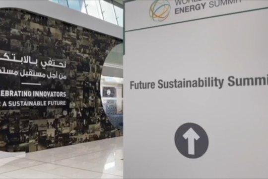 Isu yang akan diusung Presiden Jokowi dalam Abu Dhabi Sustainability Week
