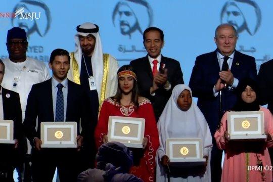 Jadi pembicara kunci di Abu Dhabi, Jokowi bahas pemanfaatan teknologi