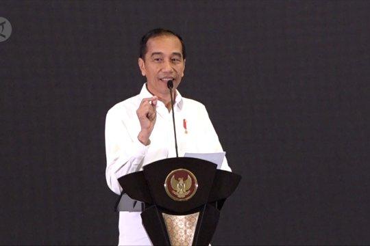 Jokowi sebut Sandi Uno sebagai kandidat capres 2024