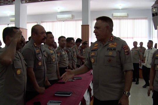 Kapolda Papua berkomitmen perbaiki penanganan kasus korupsi