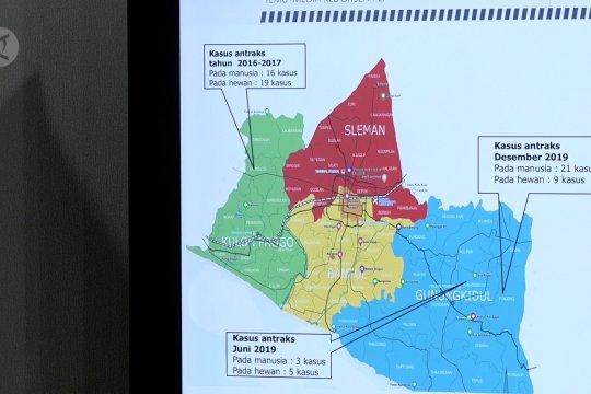 Kemenkes tingkatkan kapasitas kesehatan tangani antraks di Gunung Kidul