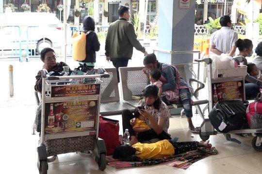 Landasan pacu Bandara Halim PK sudah bebas genangan