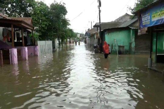 Banjir landa 2 kecamatan di Cilegon