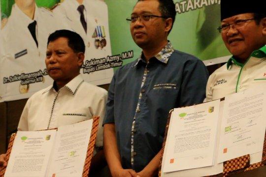 Bank NTB Syariah bantu permodalan ribuan petani bawang