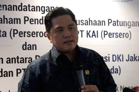 Erick Thohir sudah kantongi nama calon direksi Garuda