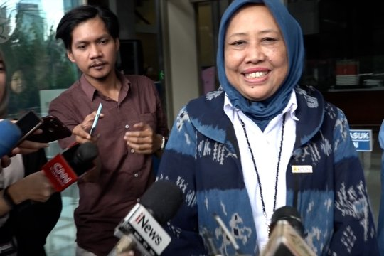 Sekjen Kementerian PUPR diperiksa KPK terkait proyek jalan di Kalimantan