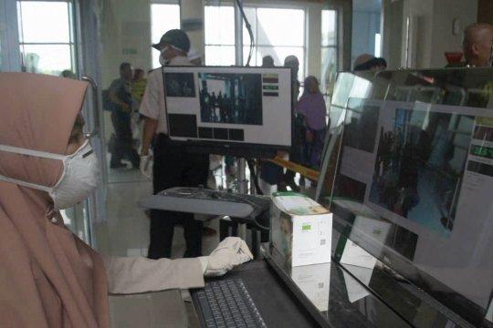 Bandara Sultan Syarif Kasim II Pekanbaru waspada Virus Corona