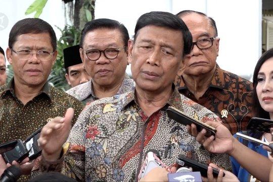 Belum Lapor LHKPN, Wiranto: Wantimpres punya waktu 3 bulan