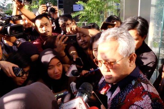 Berstatus saksi, ketua KPU jawab 22 pertanyaan