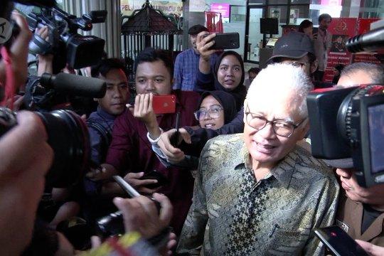 Dua orang saksi kasus Jiwasraya enggan berikan komentar