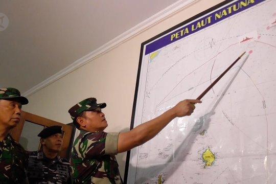 Kapal asing menjauh 200 mil dari ZEE, patroli Indonesia jalan terus!