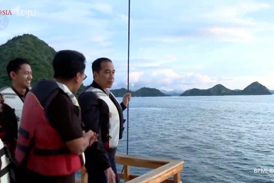 Presiden jamin kelestarian lingkungan Labuan Bajo tetap terjaga