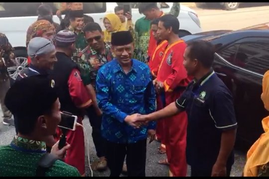 Haedar Nashir hadiri pelantikan Muhammadiyah Malaysia