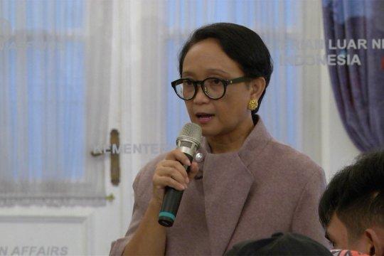 Menlu RI minta Malaysia tingkatkan keamanan laut