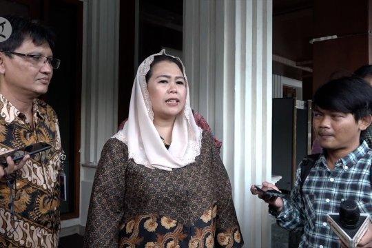 Temui Mahfud MD, Yenny Wahid bahas kunjungan Menhan Malaysia