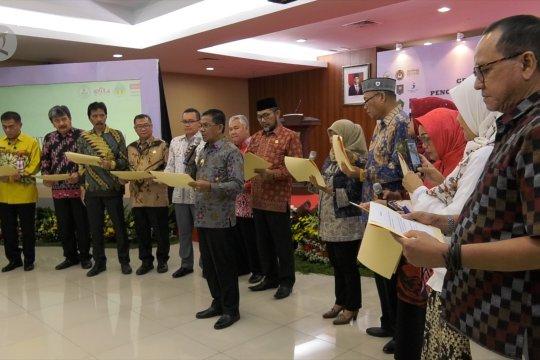 Pakta Integritas demi pencegahan perkawinan anak