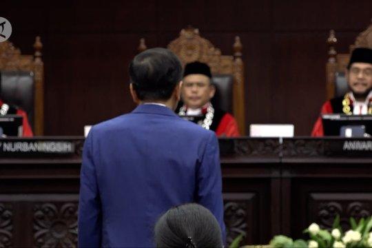 Presiden minta dukungan berbagai pihak untuk wujudkan Omnibus Law