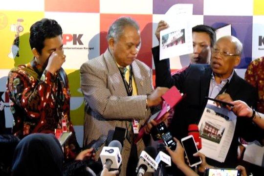 Tim hukum PDIP beberkan tujuh temuan ke dewas KPK