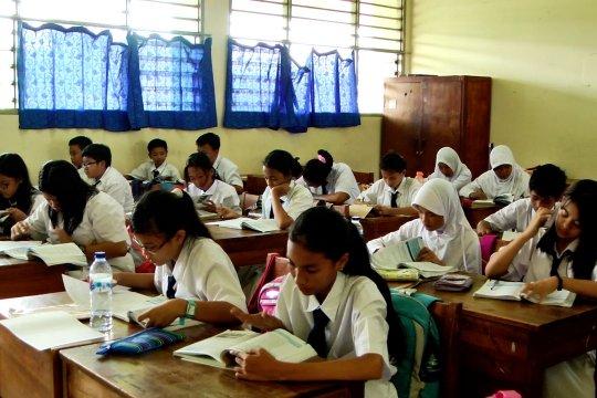 Nadiem sebut mustahil reformasi pendidikan tercapai 5 tahun
